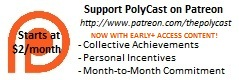 Support PolyCast on Patreon